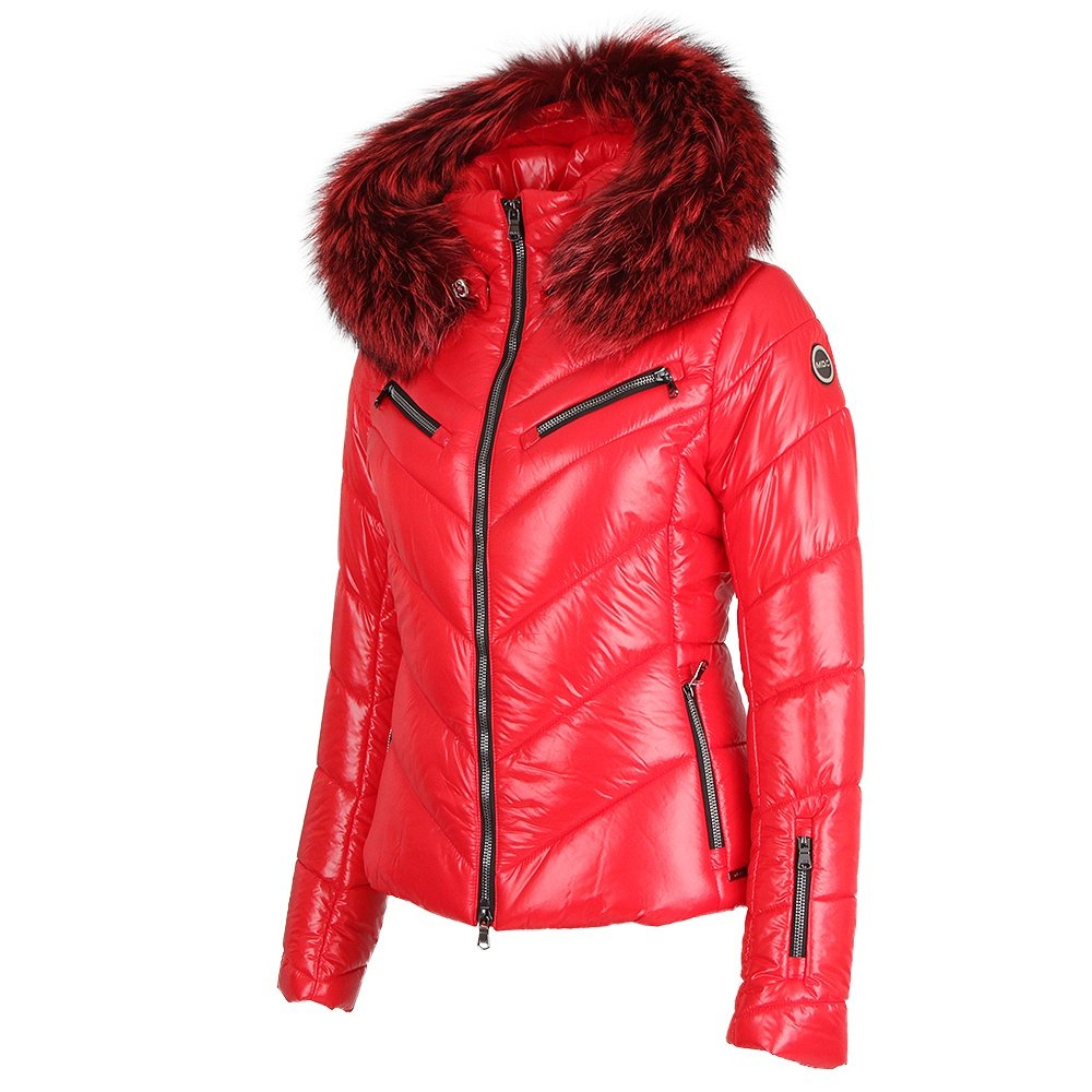 199e2dc490 MDC Chevron Ski Jacket with Fur (Women s)