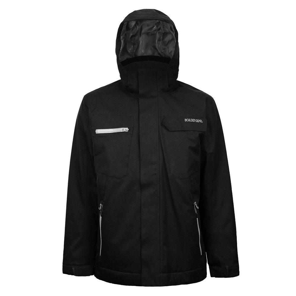 Boulder Gear Basin Ski Jacket (Men's) - Black