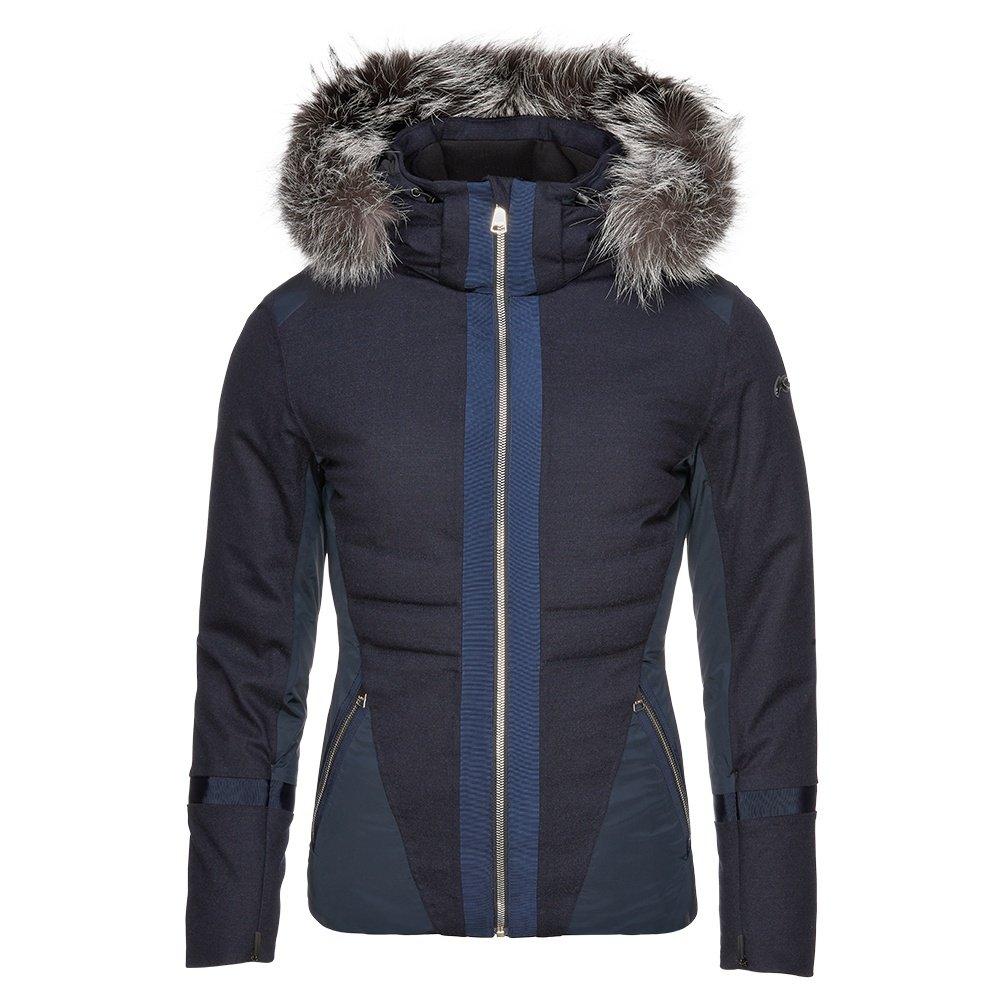 KJUS Sella Insulated Ski Jacket (Women's) - Atlanta Blue/Melange