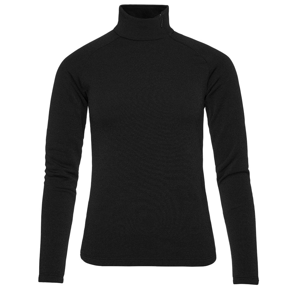 KJUS Formula 1/2-Zip Turtleneck Mid-Layer (Women's) - Black