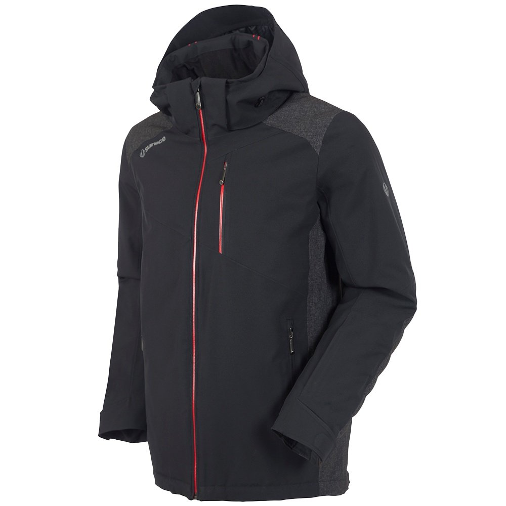 Sunice Black Diamond Ski Jacket (Men's) - Black