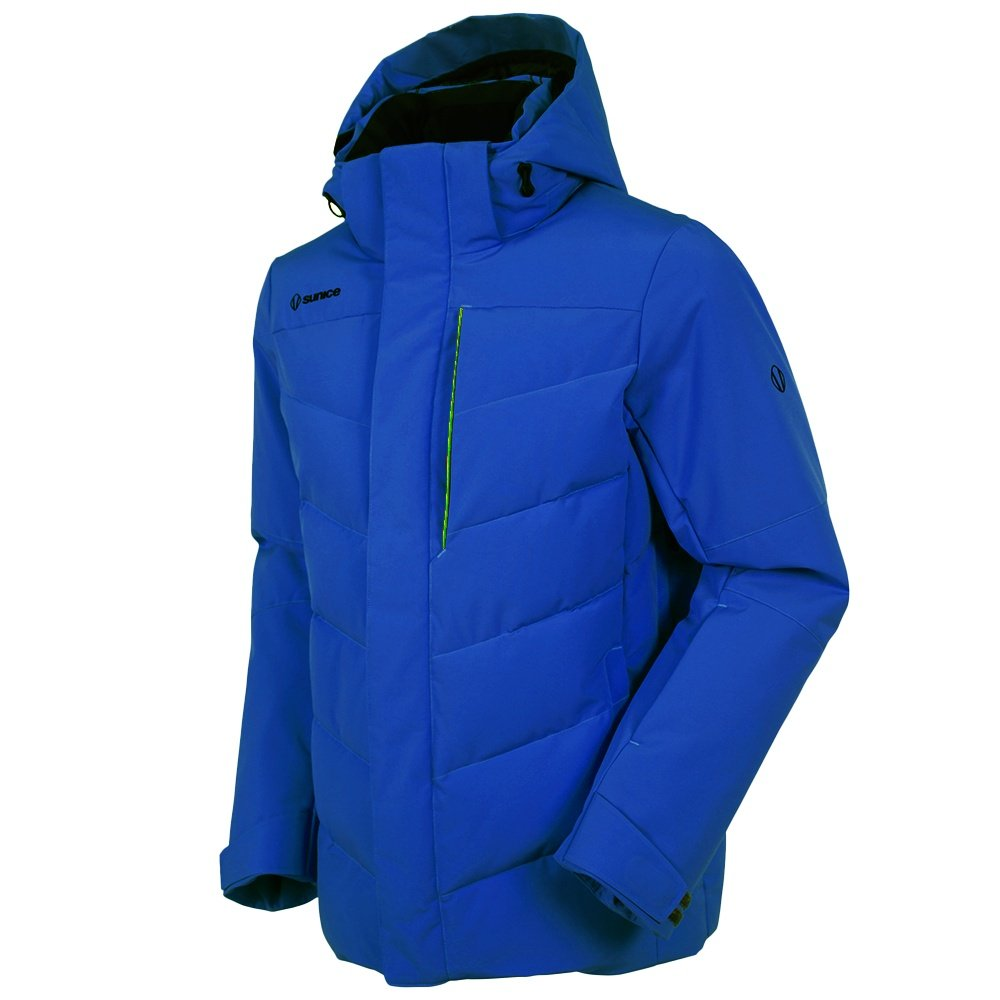 Sunice Back Country Ski Jacket (Men's) - Cadet Blue