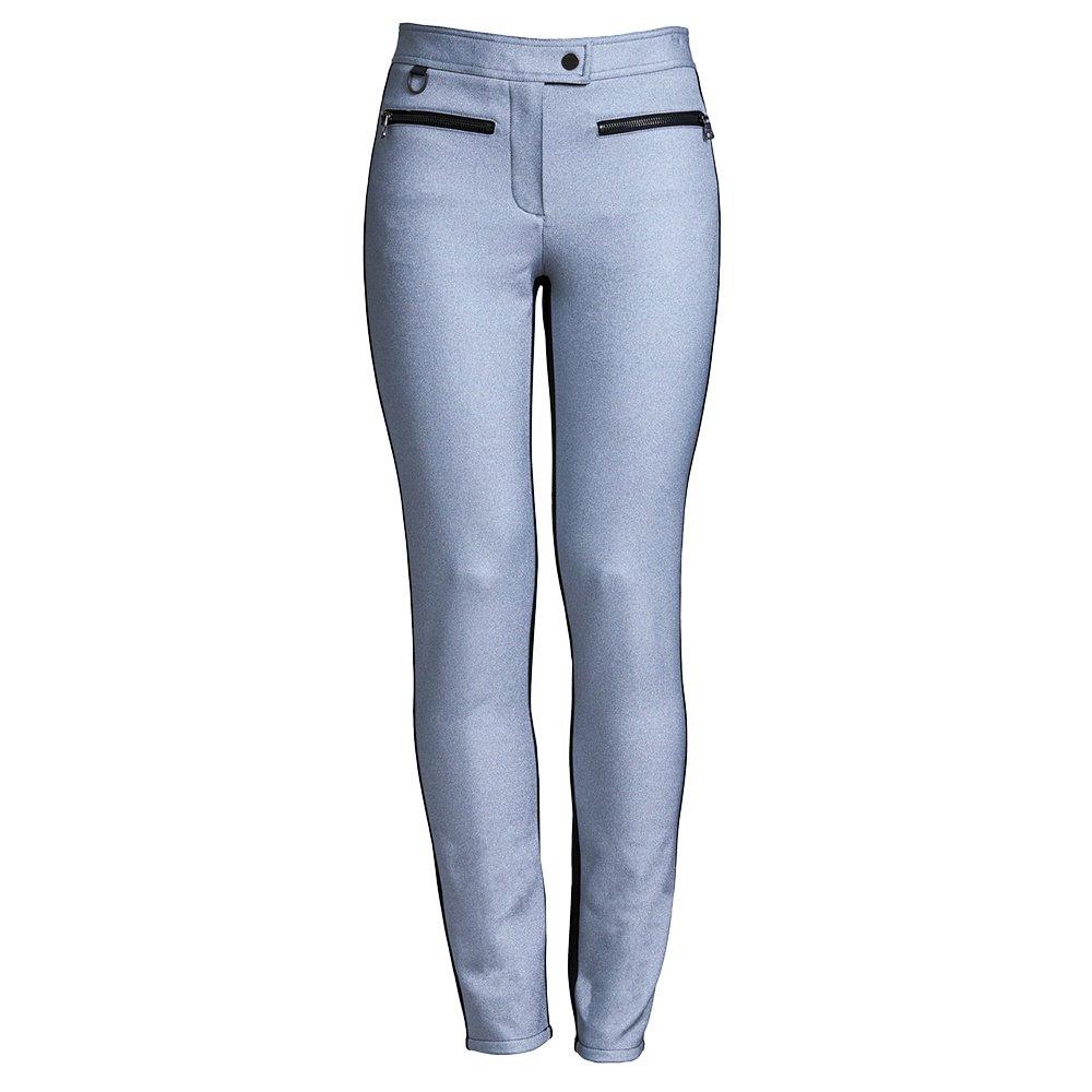 Erin Snow Jes Softshell Ski Pant (Women's) - Silver/Black