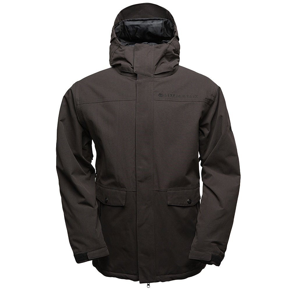686 Ranger Insulated Snowboard Jacket (Men's) - Coffee