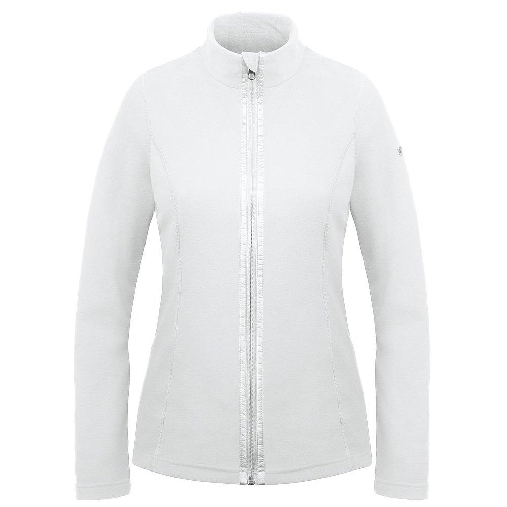 Poivre Blanc Microfleece Mid-Layer (Women's) - White
