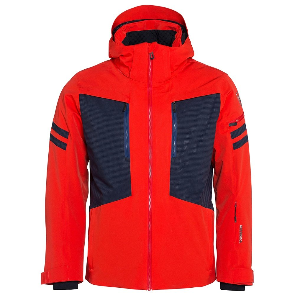 Rossignol Position Ski Jacket (Men's) - Crimson