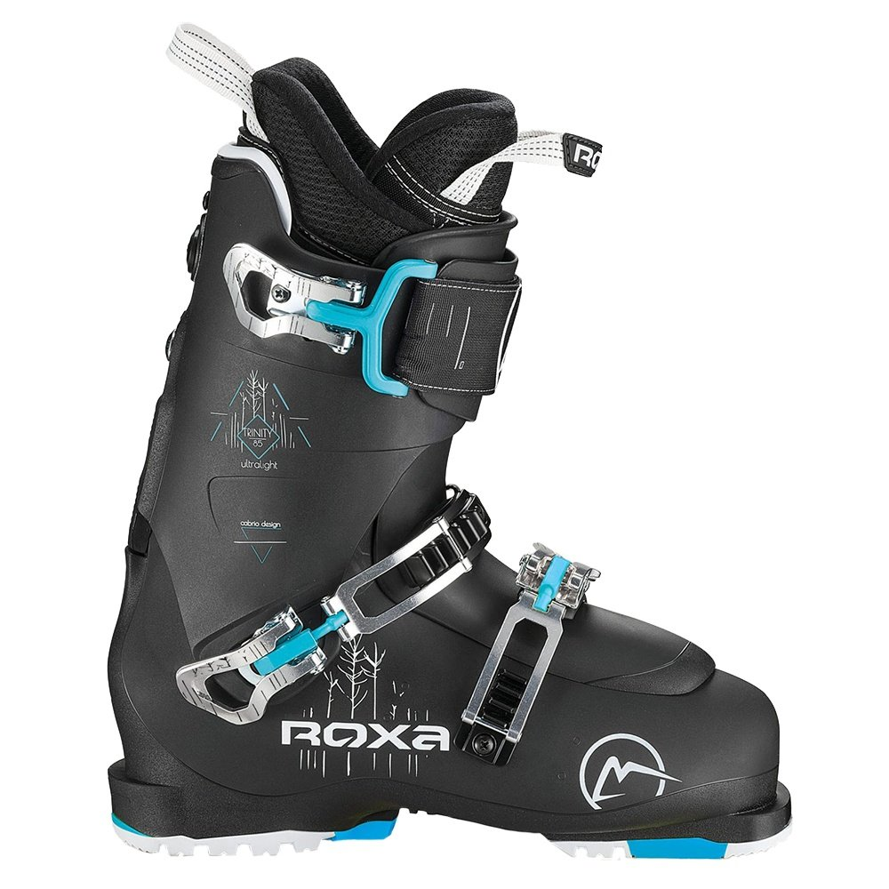 Roxa Trinity 85 IR Ski Boot (Women's) - Black/Black