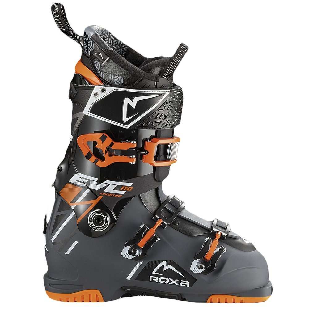 Roxa Evo 110 Ski Boot (Men's) - Anthracite/Black/Orange