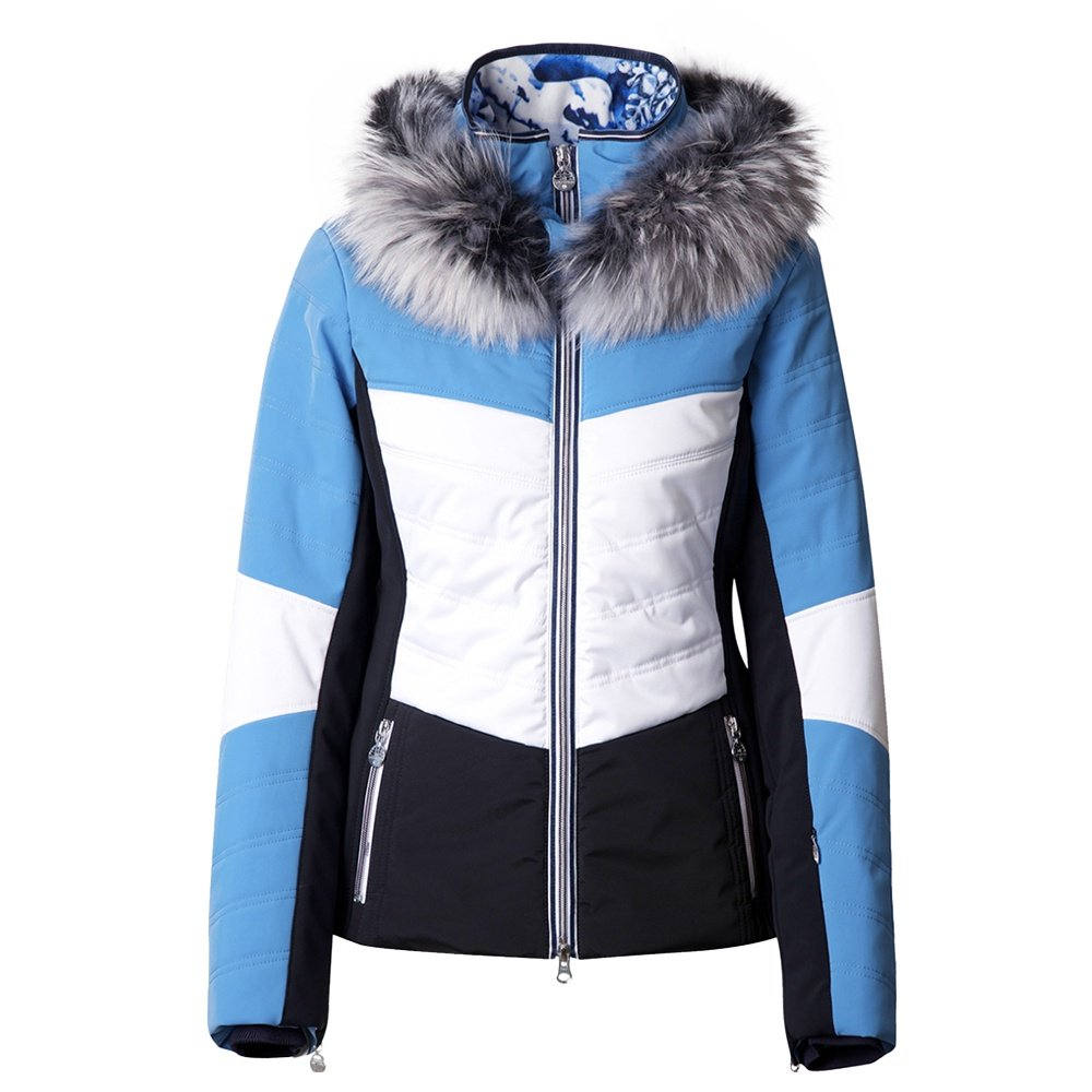 Sportalm Gazon Insulated Ski Jacket with Fur (Women's) - Marina
