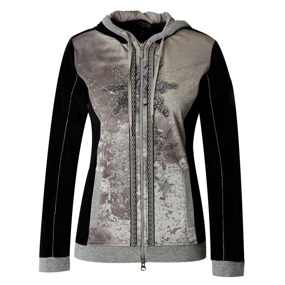 Sportalm Killington Hoodie Sweatshirt (Women's) - Black