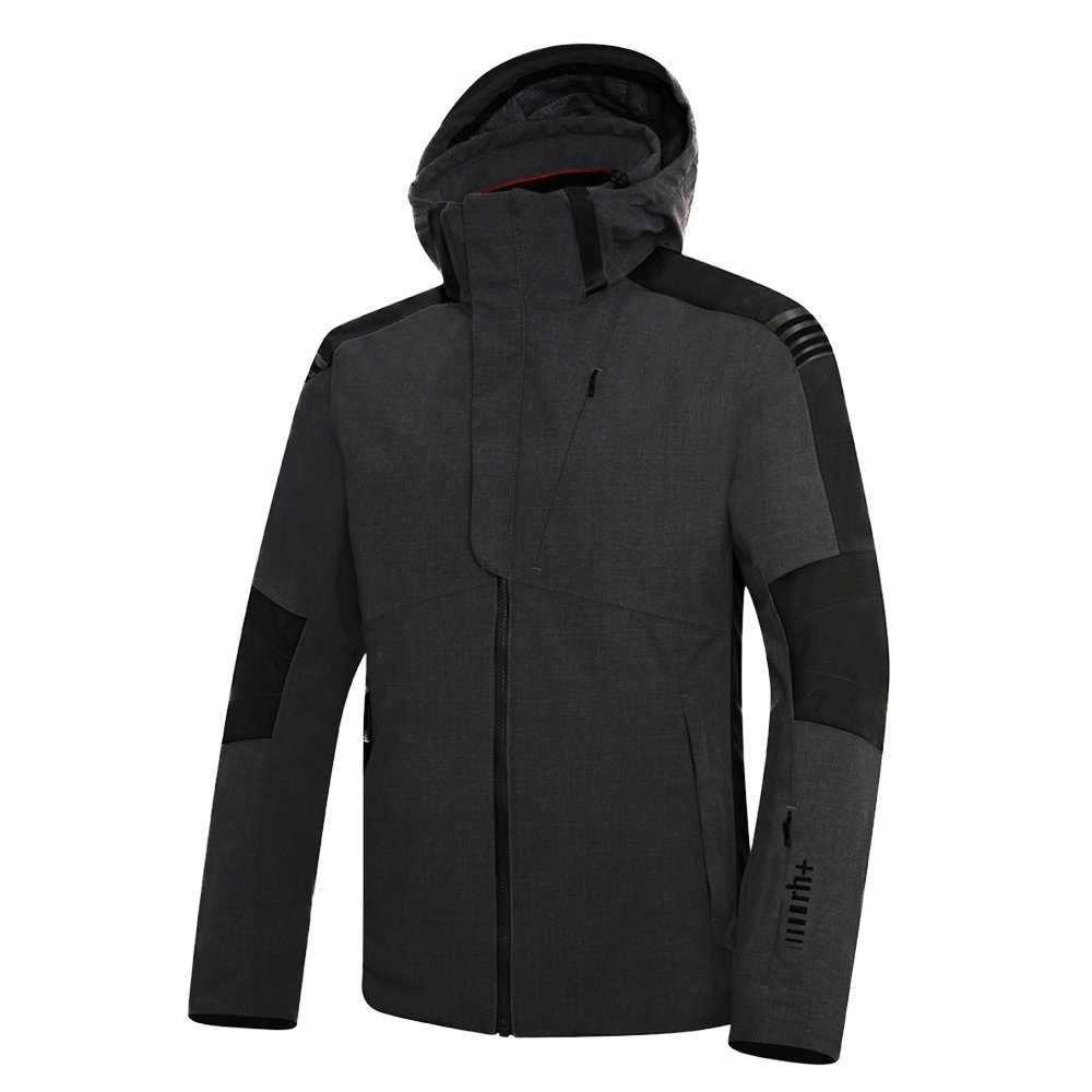 Rh+ Powerlogic KR Evo Jacket (Men's) - Dark Grey/Black