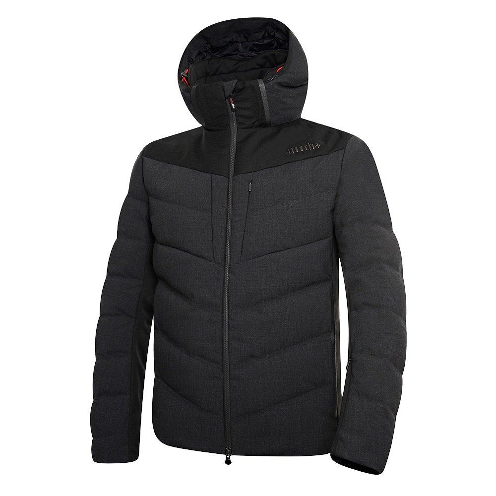 Rh+ Freedom KR Evo Jacket (Men's) - Dark Grey Melange/Black