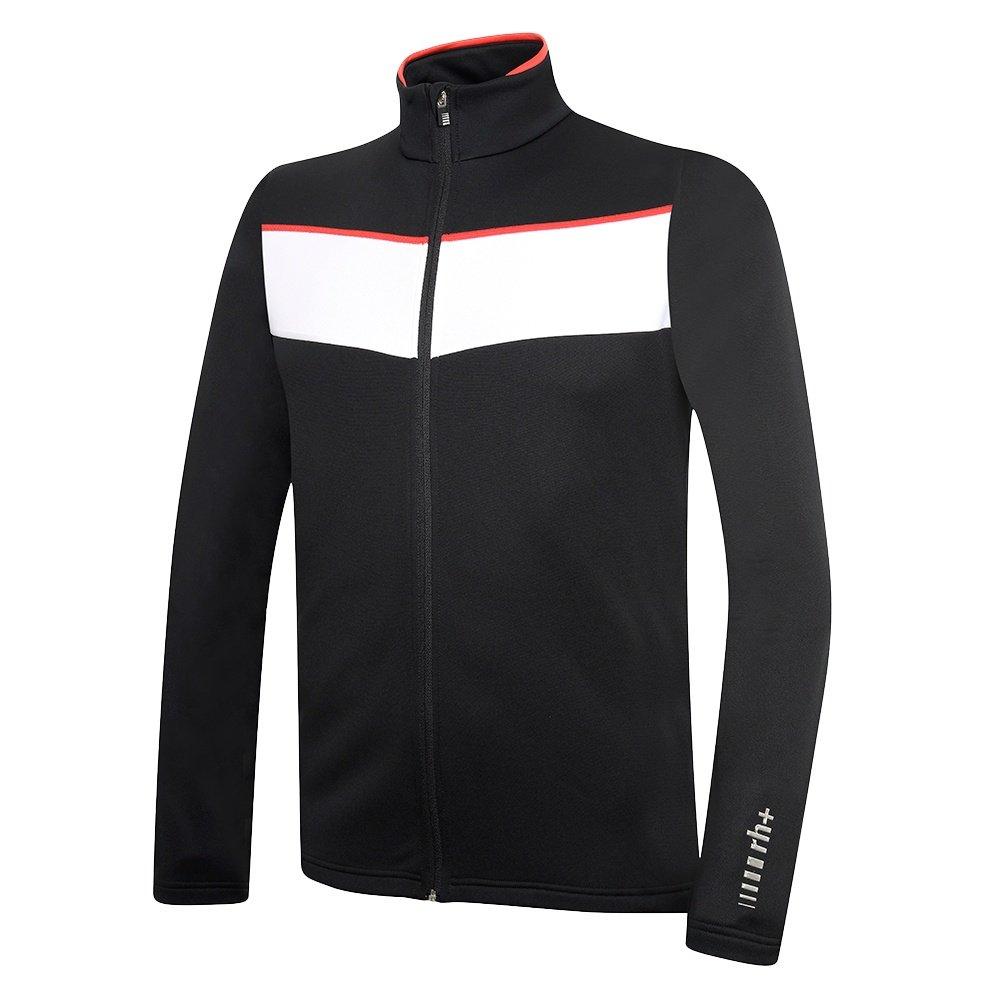 Rh+ Freedom Jersey Jacket (Men's) - Black/White/Red