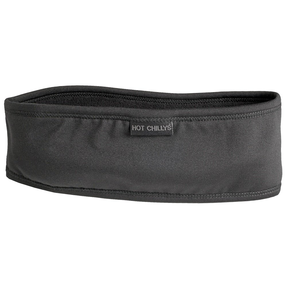 Hot Chillys Mec Headband (Adults') - Black
