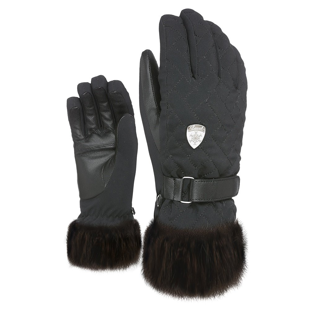 Level Chanelle Glove (Women's) - Black
