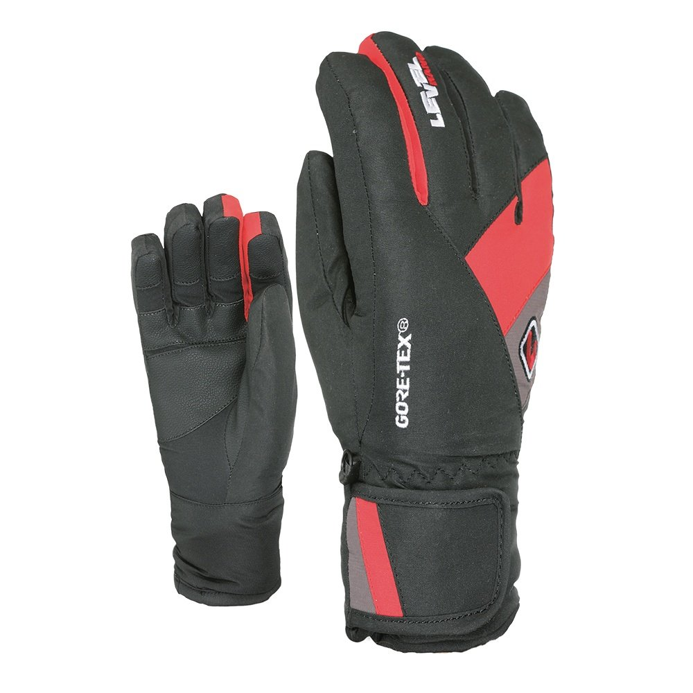 Level Force GORE-TEX Glove (Kids') - Red