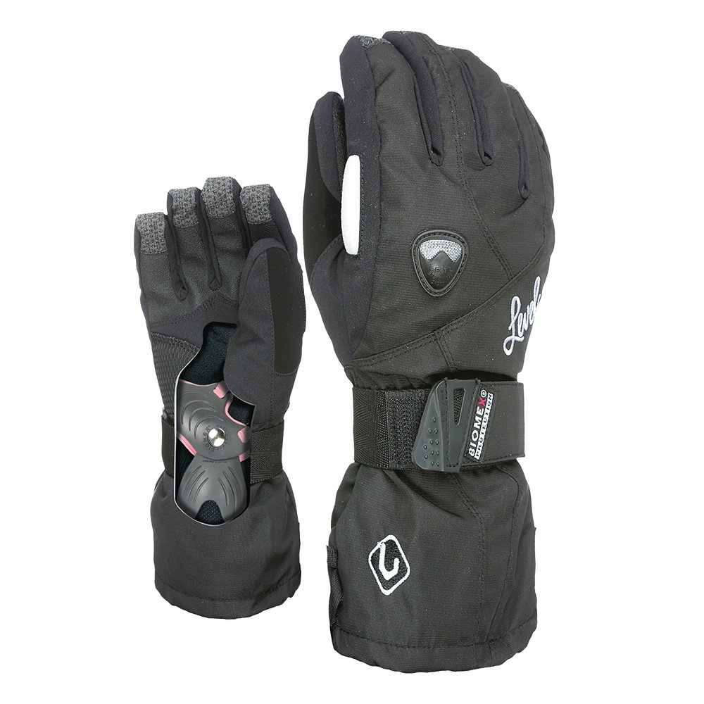 Level Butterfly Protection Glove (Women's) - Black