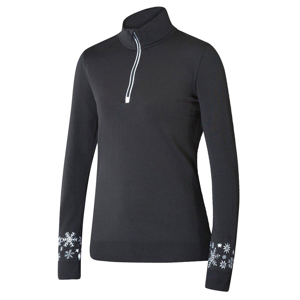 Newland Marande 1/4 Zip Sweater Half-Zip Sweater (Women's) -