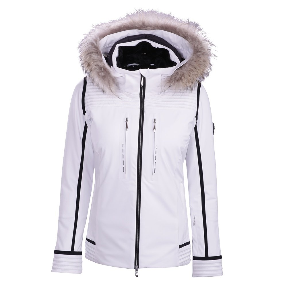 Descente Layla Jacket with Real Fur (Women's) -
