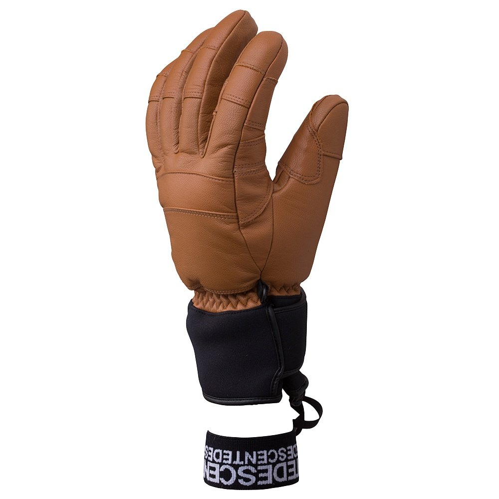 Descente Lyod Glove (Men's) - Camel