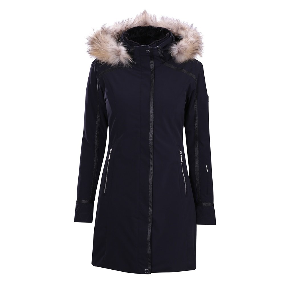Descente Ruby Coat with Real Fur Trim (Women's) -