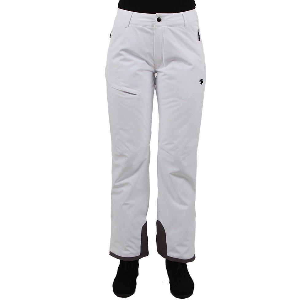 Descente Camden Insulated Ski Pant (Women's) - Super White
