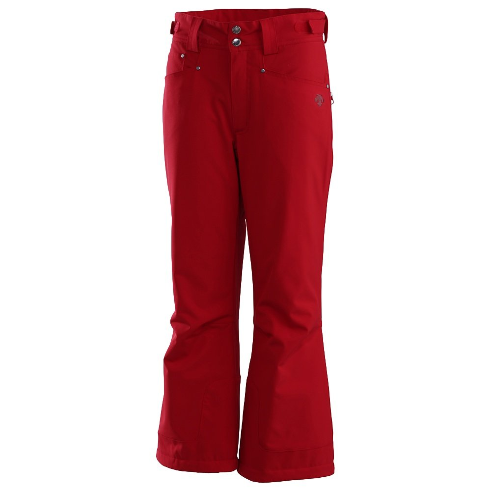 Descente Selene Ski Pants (Girls') - Electric Red