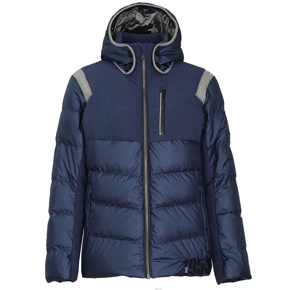 Sportalm Hazard Down Ski Jacket (Men's) - Sky Captain