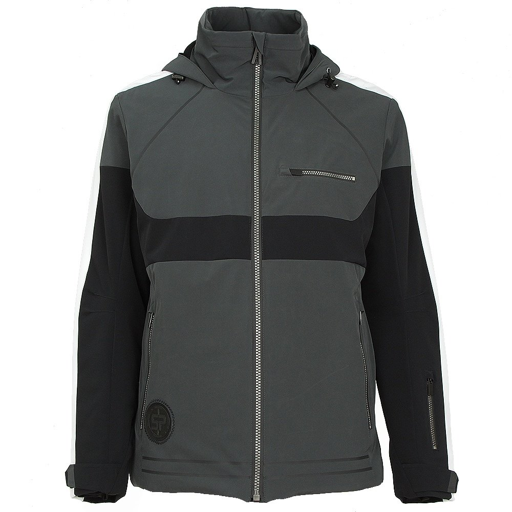 Sportalm Trav Insulated Ski Jacket (Men's) - Anthracite