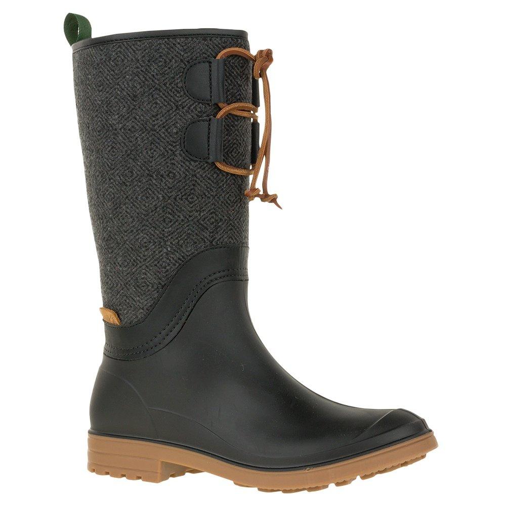 Womens Kamik Acadia Boots Black WRU55334