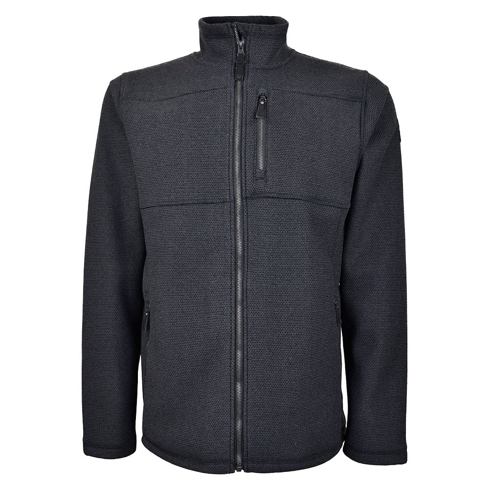 Killtec Asbjorn Fleece Jacket (Men's) - Dark Grey