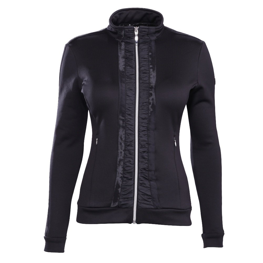 Descente Remi Full Zip Jacket (Women's) - Black