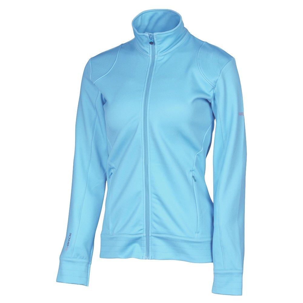 Karbon Rush Full Zip Fleece Mid-Layer (Women's) - Cayman Blue