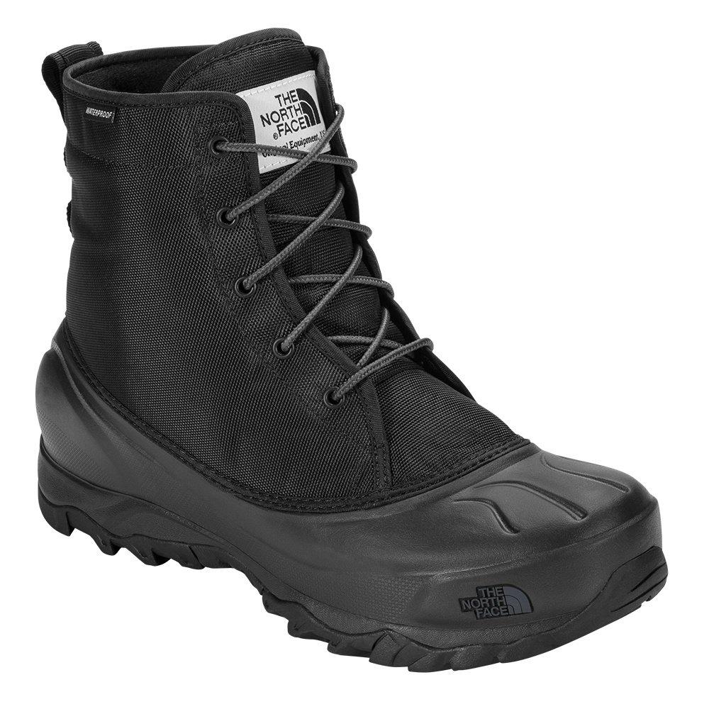 The North Face Tsumoru Winter Boots (Men's) - TNF Black