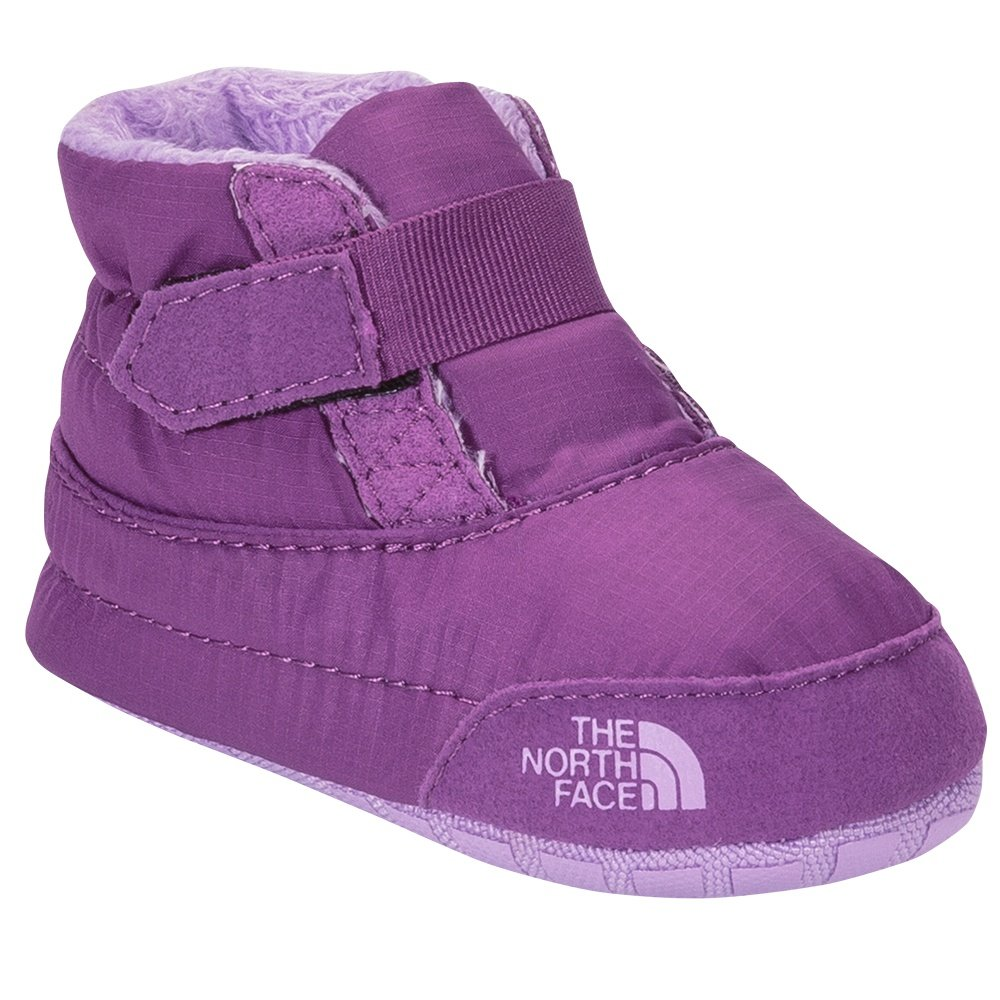 The North Face Asher Winter Bootie (Infant) - Wood Violet/Lupine Purple