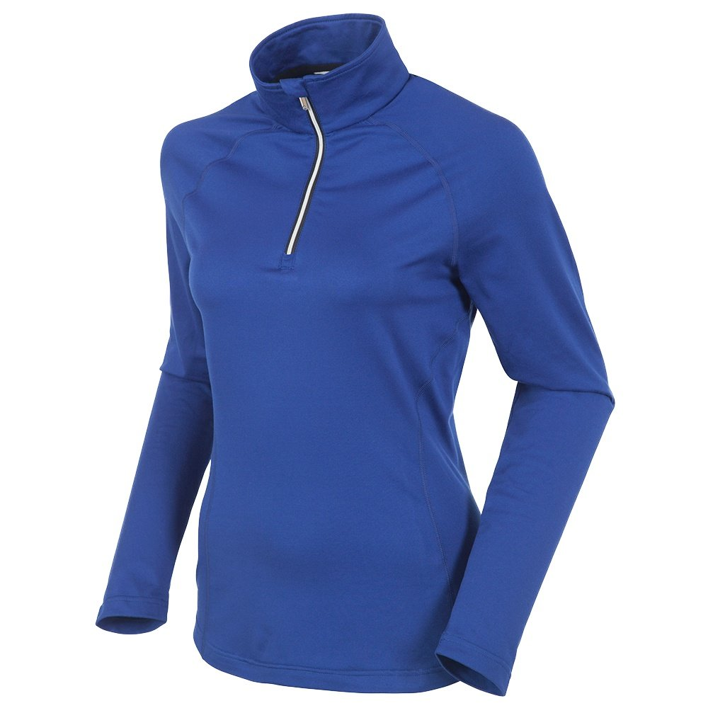 Sunice Ski Lodge 1/4 Zip Mid-Layer (Women's) - Marina