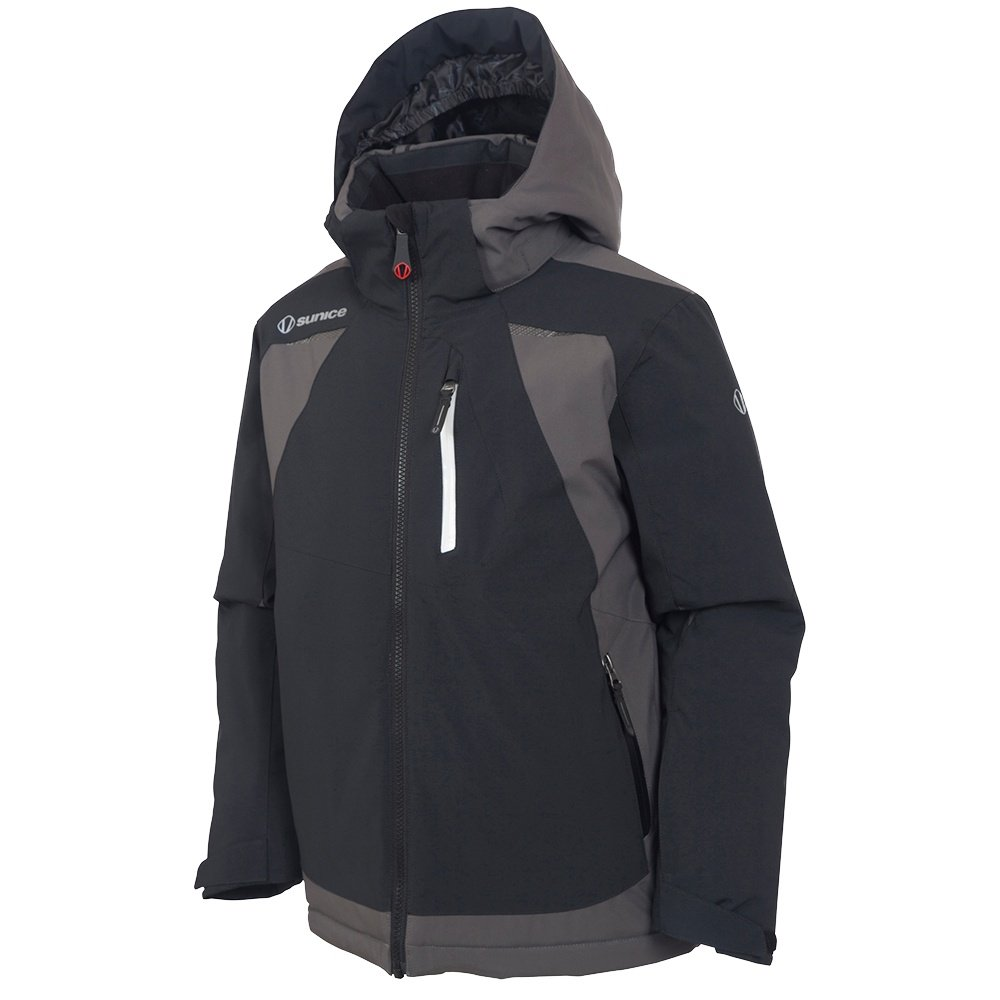 Sunice Ryder Ski Jacket (Boys') - Black