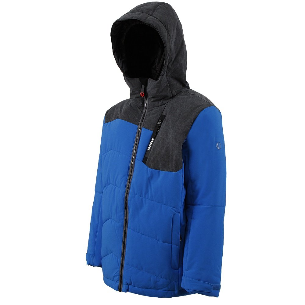 Sunice Garvan Ski Jacket (Boys') - Intense Blue