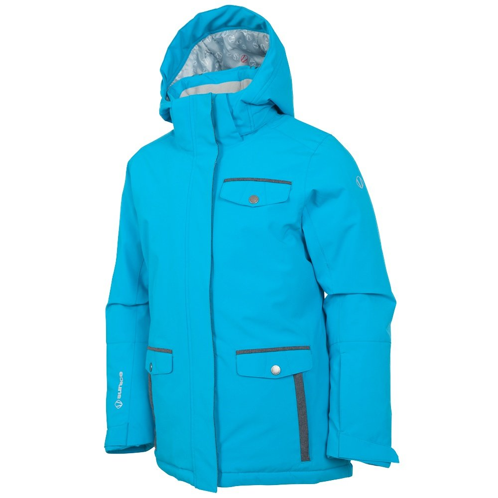 Sunice Avery Ski Jacket (Girls') - Turq
