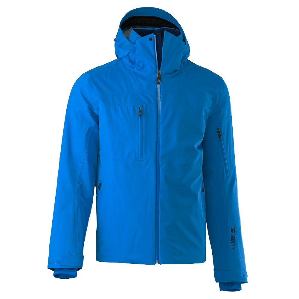 Mountain Force Hudson Ski Jacket (Men's) - Sky Blue