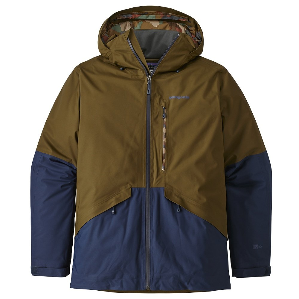 Patagonia Insulated Snowshot Jacket (Men's) - Sediment