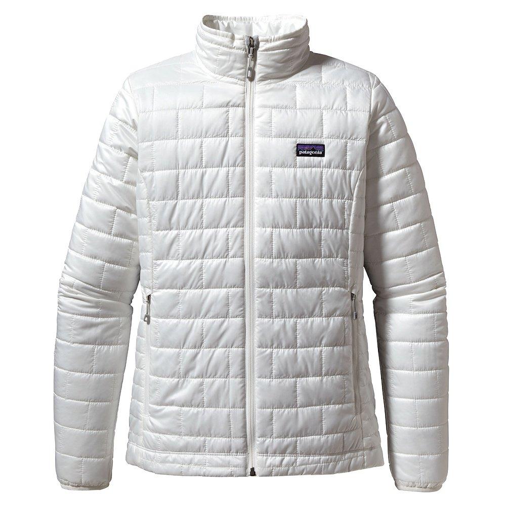 Patagonia Nano Puff Jacket (Women's) - Birch White