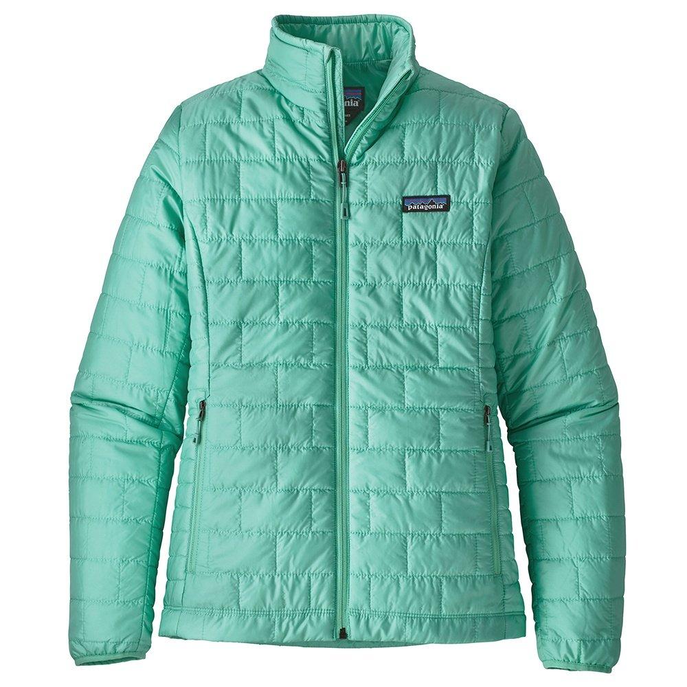Patagonia Nano Puff Jacket (Women's) - Vjosa Green