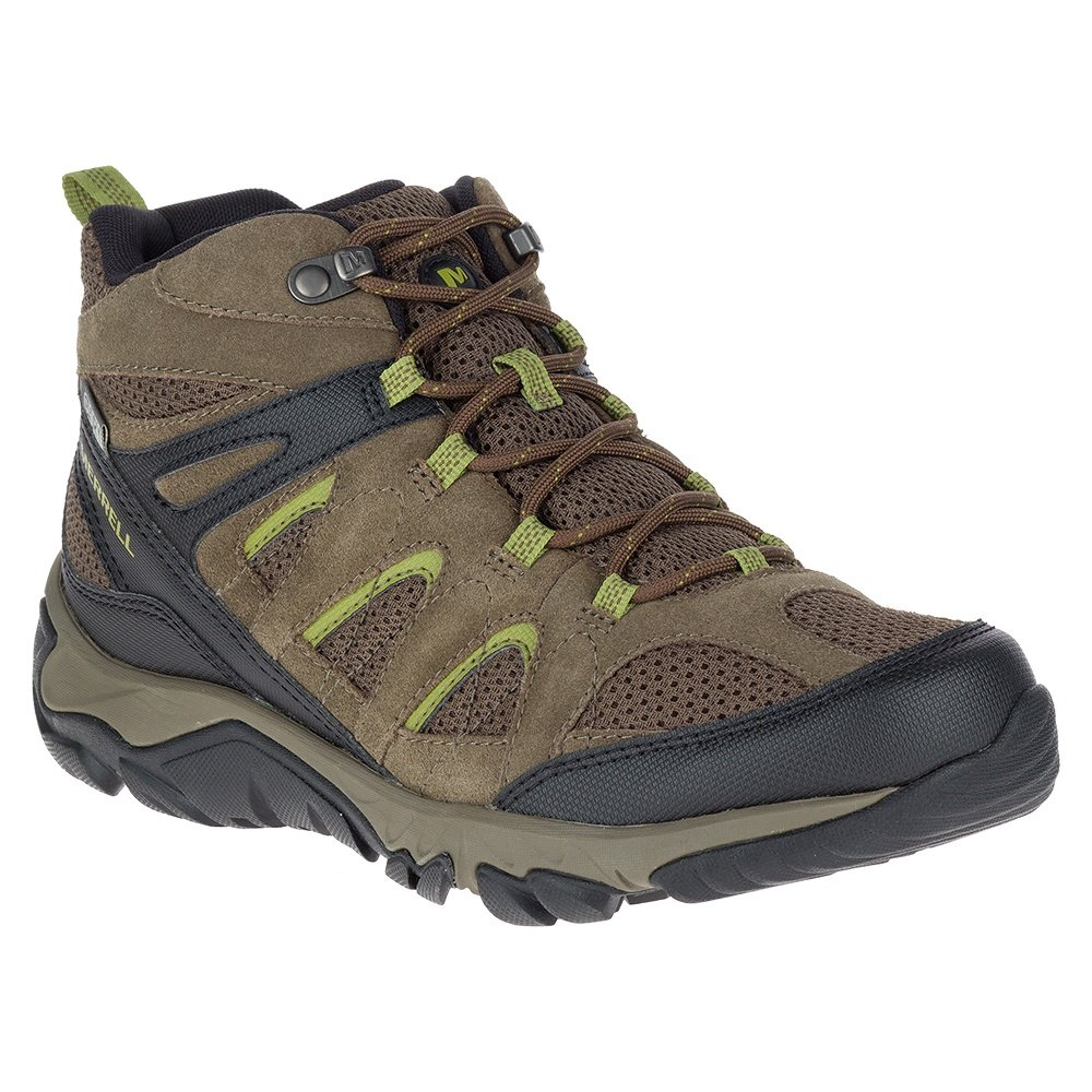 Merrell Outmost Mid Vent Waterproof Hiking Boot (Men's) -