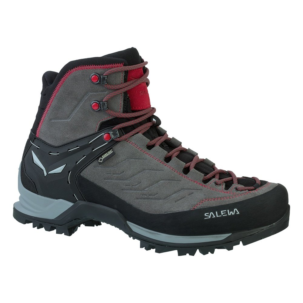 Salewa Mountain Trainer Mid GORE-TEX Boots (Men's) - Charcoal