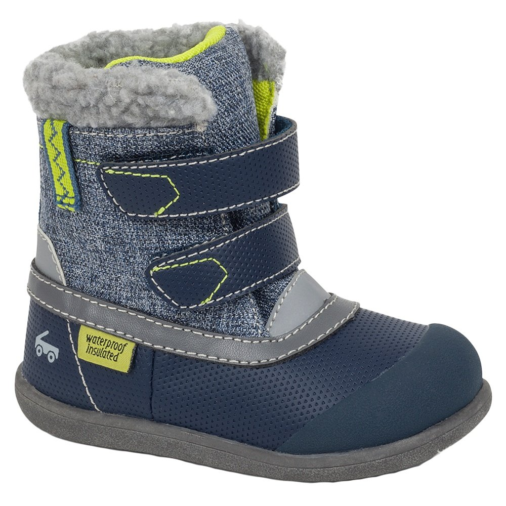 See Kai Run Charlie Waterproof Winter Boots (Little Boys') -