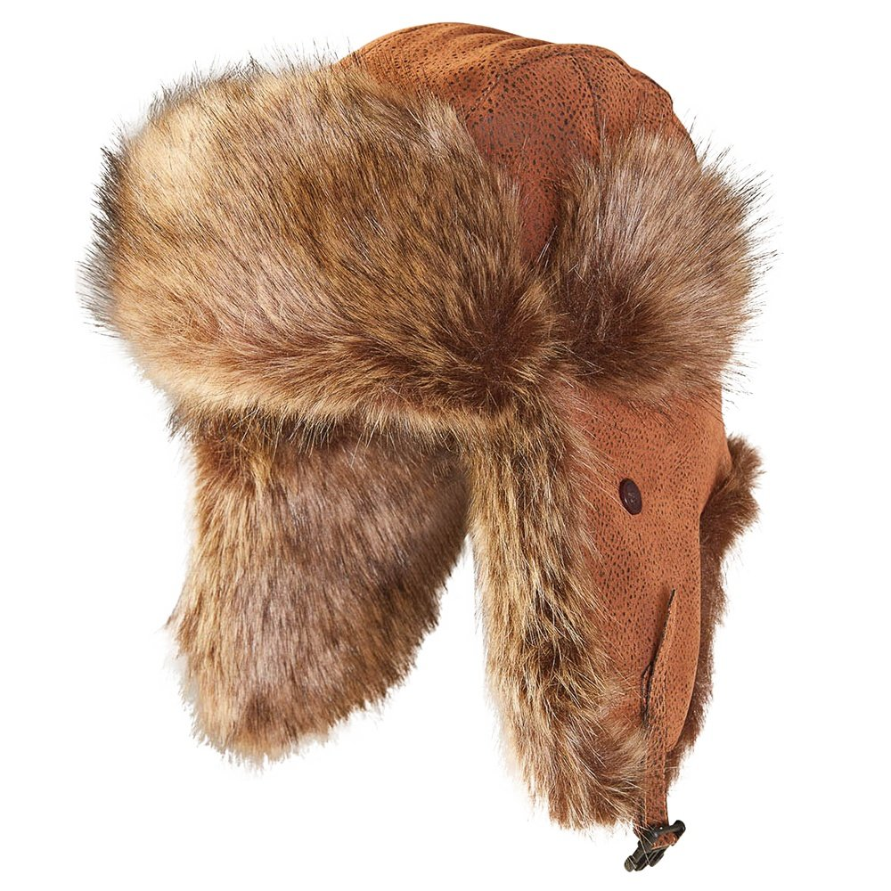 Screamer Fifth Avenue Trapper Hat (Adults') - Bronze