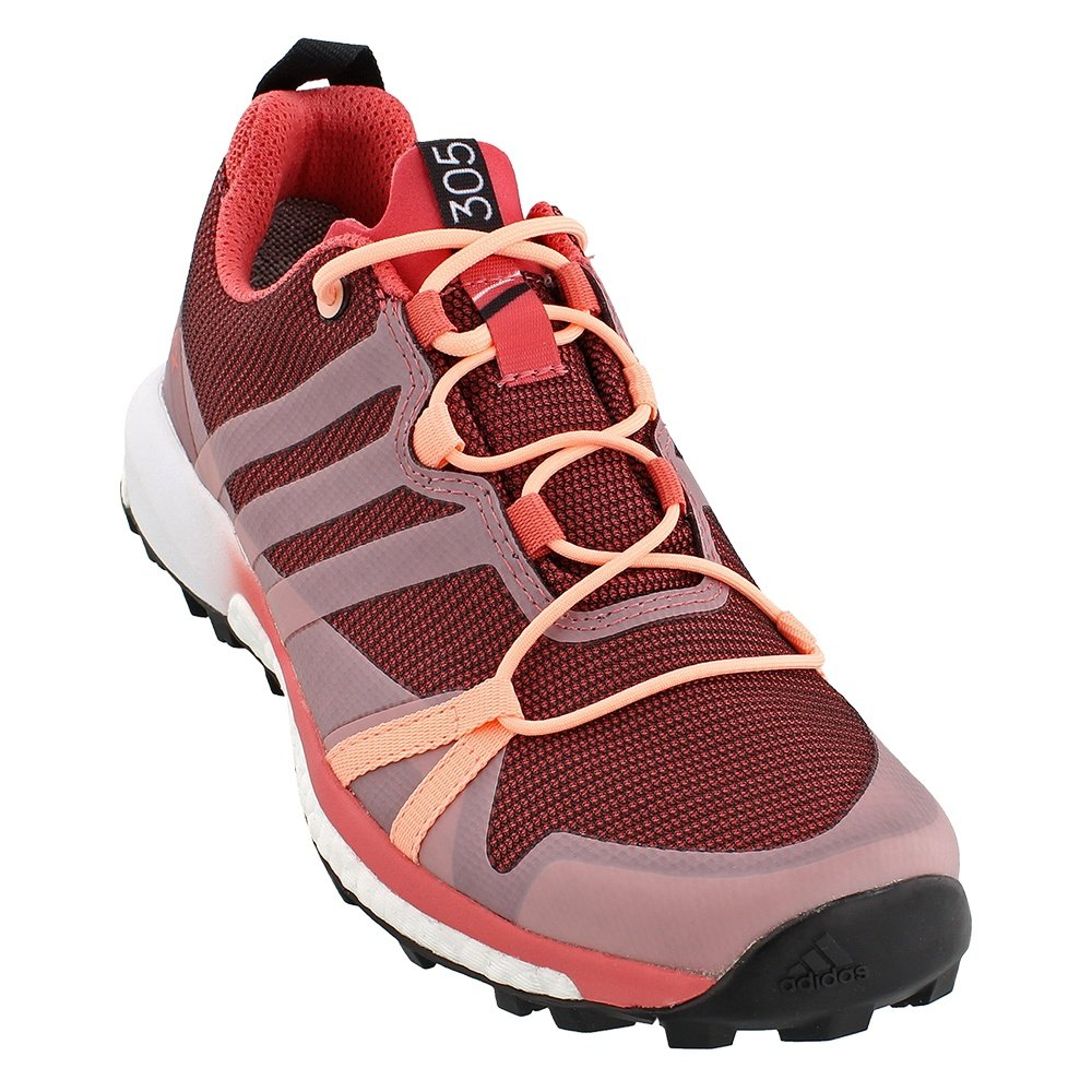 Adidas Terrex Agravix GORE-TEX Trail Running Shoes (Women's) - Tactile Pink/Coral
