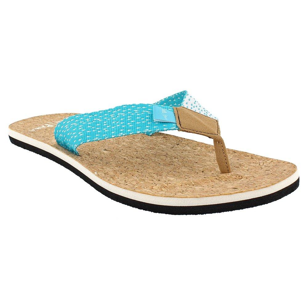 Adidas Eezay Parley Flip Flop (Men's) - Non Dyed/Lab Green