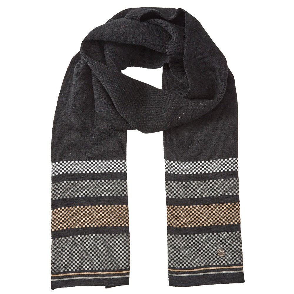 Screamer Lucas Scarf (Men's) - Black/Stainless